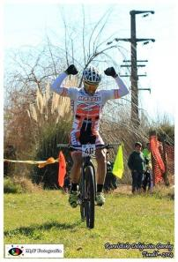Funaro se impuso en el mountain bike de Gardey