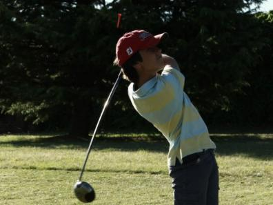 Se disputó otra jornada en el Tandil Golf Club